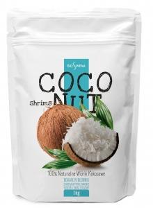 Wiórki Kokosowe 1kg - Naturalne, smaczne